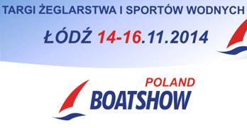 Kurs na Łódź, czyli targi Boatshow 2014